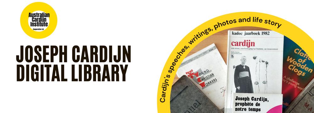 Joseph Cardijn Digital Library