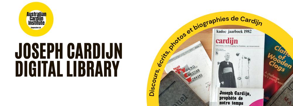 Bibliothèque Numérique Joseph Cardijn